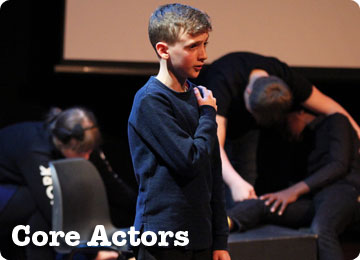 Core-Actors
