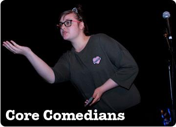 Core-Comedians