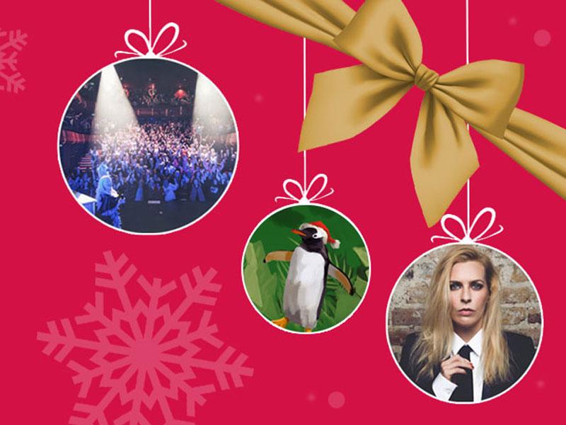 Gift the gift of membership this Christmas