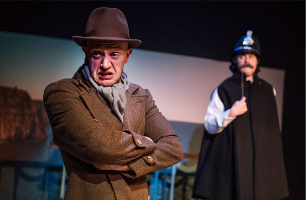 Crimes Under The Sun production photos