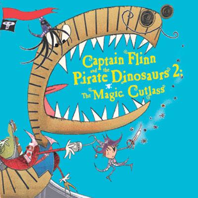 Captain Flinn And The Pirate Dinosaurs 2: The Magic Cutlass