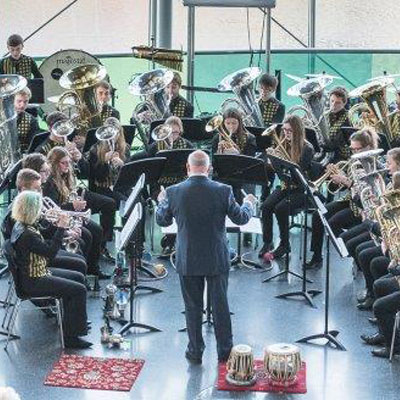 Corby Rotary Club present Youth Brass 2000