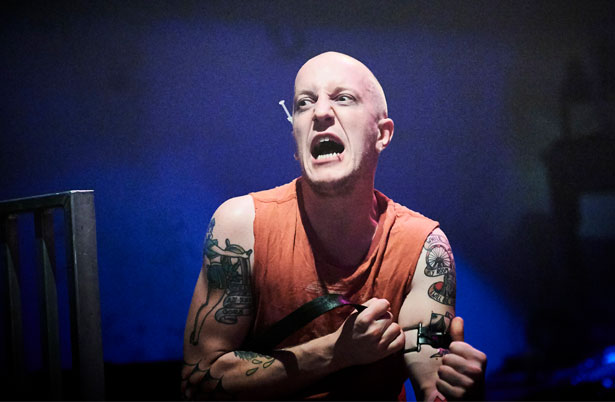 Trainspotting Live production photo