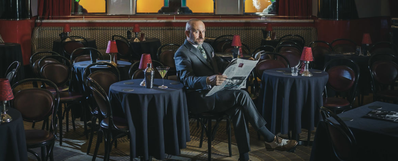 Mat Ricardo - The Extraordinary Gentleman - photo3