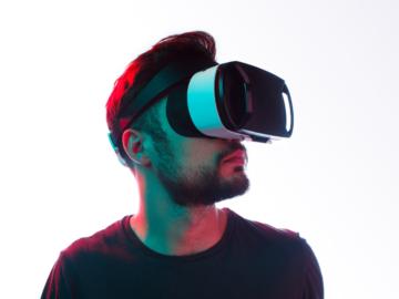 VR Stock image