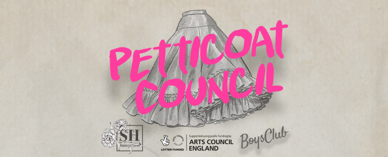 petticoat council banner